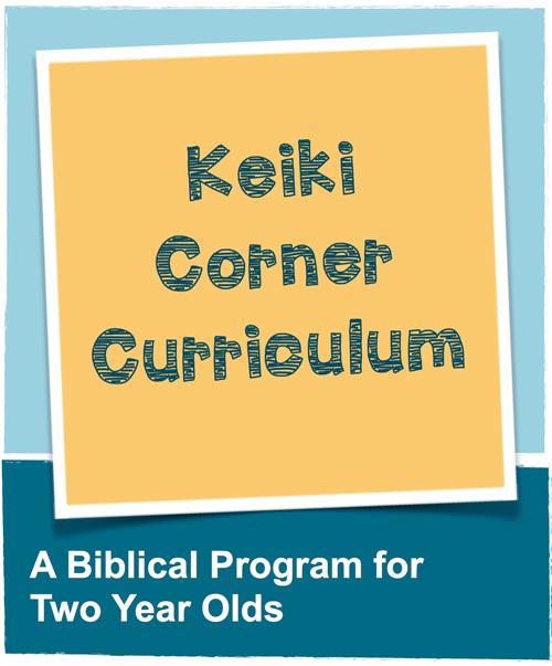 keiki corner curriculum